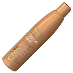 бальзам curex color intense чистый цвет для шоколадных оттенков волос 250мл. estel 1 Estel Professional