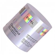 маска шелковая для гладкости и блеска волос diamond otium 300мл Estel Professional