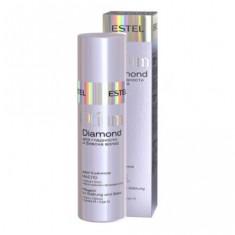 масло драгоценное для гладкости и блеска волос diamond otium 100мл Estel Professional