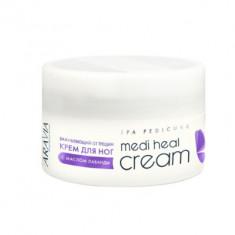 Крем от трещин регенерирующий с маслом лаванды Aravia Professional Medi Heal Cream 150 мл