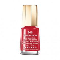 Mavala, Лак для ногтей №206, French Cancan