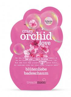 TREACLEMOON Пена для ванны Влюбленная орхидея / Crazy orchid love badescha 80 г