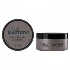 Revlon STYLE MASTERS FIBER WAX Воск формирующий с текстурирующим эффектом для волос 85мл