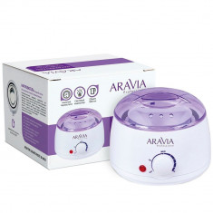 Aravia Нагреватель с термостатом (воскоплав) сахарная паста и воск 500 мл Aravia professional
