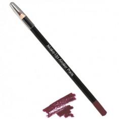 Карандаш для губ водостойкий Make-Up Atelier Paris LONG C18L бургундия