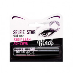 Selfie Star, Клей для ресниц Strip Lash Adhesive, черный, 5 г