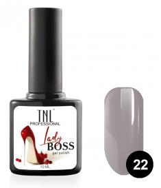 TNL PROFESSIONAL 22 гель-лак для ногтей / Lady Boss 10 мл