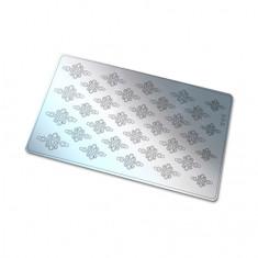 Freedecor, Металлизированные наклейки №111, серебро