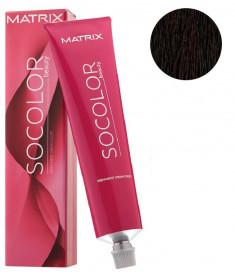 MATRIX 5MR краска для волос, светлый шатен мокка красный / SOCOLOR beauty 90 мл