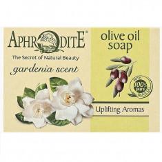 Aphrodite Мыло оливковое с ароматом гардении 100 г
