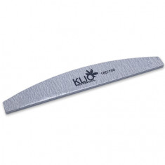 Klio Professional, Пилка полукруглая, 180/180