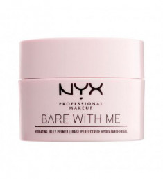 NYX PROFESSIONAL MAKEUP Увлажняющий гелевый праймер Bare With Me Hydrating Jelly Primer