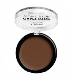 NYX PROFESSIONAL MAKEUP Тональная основа-пудра Can't Stop Won't Stop Powder Foundation - Deep Cool 22,7