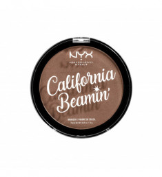 NYX PROFESSIONAL MAKEUP Бронзирующая пудра для лица и тела California Beamin' Face & Body Bronzer - The Oc