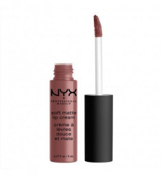 NYX PROFESSIONAL MAKEUP Матовая помада Soft Matte Lip Cream - Toulouse 38
