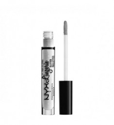 NYX PROFESSIONAL MAKEUP Блеск для губ Lip Lingerie Glitter - Clear 01