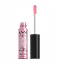NYX PROFESSIONAL MAKEUP Масло для губ #thisiseverything Lip Oil - Sheer