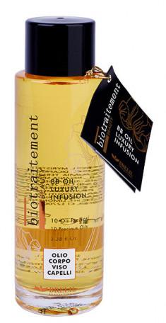 BRELIL PROFESSIONAL Масло многофункциональное для волос, лица и тела / BB OIL LUXURY INFUSION Biotraitement Beauty 100 мл