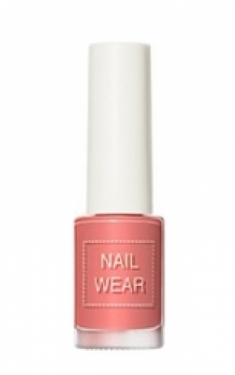 Лак для ногтей THE SAEM Nail wear 95. Dusty Coral 7мл