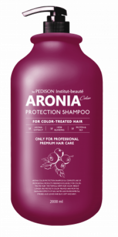 Шампунь для волос АРОНИЯ EVAS Pedison Institute-beaut Aronia Color Protection Shampoo 2000 мл
