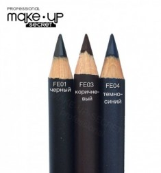 Карандаш для глаз new Eye Pencil MAKE-UP-SECRET FE04