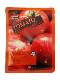 Маска тканевая с томатом May Island Real Essence Tomato Mask Pack 25мл