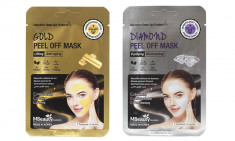 очищающая маска-пленка для лица mbeauty peel off mask
