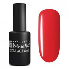 PATRISA NAIL 150 гель-лак для ногтей, красная тональность / Axios Gel 8 мл