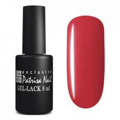 PATRISA NAIL 152 гель-лак для ногтей, красная тональность / Axios Gel 8 мл