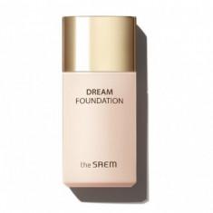 тональная основа the saem dream foundation