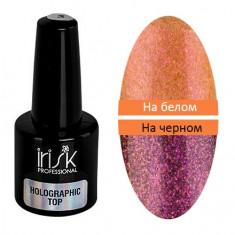 IRISK, Топ для гель-лака Holographic №01, 5 мл