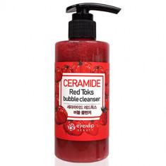 Eyenlip Ceramide Red Toks Bubble Cleanser
