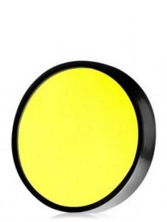 Акварель компактная восковая Make-Up Atelier Paris F12 Желтый запаска 6 гр