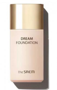Тональная основа THE SAEM Dream Foundation C21 35г