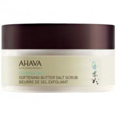 Смягчающий масляно-солевой скраб Ahava Deadsea Salt 235 мл