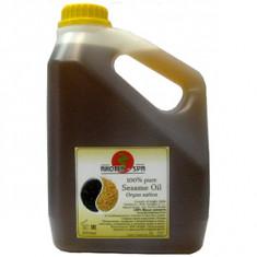 100% Масло кунжута нерафинированное, 2000 мл (Aroma-SPA)