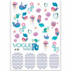 Vogue Nails, Слайдер-дизайн №45