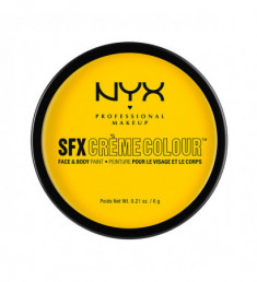 NYX PROFESSIONAL MAKEUP Кремовые пигменты Sfx Creme Colour - Yellow 03