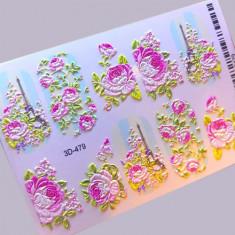 AnnaTkacheva,3D-слайдер№479 «Цветы. Париж» Anna Tkacheva