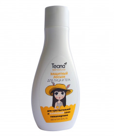 TEANA Лосьон защитный для лица и тела / Sensitive 150 мл