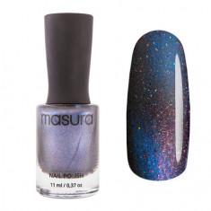 Masura, Лак для ногтей №904-287, Дымчатая галактика, 11 мл
