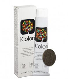KAYPRO 6/2 краска для волос, темно-матовый коричневый / ICOLORI 100 мл