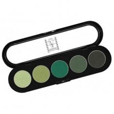 Палитра теней, 5 цветов Make-Up Atelier Paris T29 весенние тона