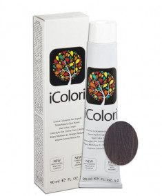 KAYPRO 7.18 краска для волос, ледяной шоколадный блондин / ICOLORI 100 мл