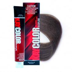 KAYPRO 5.0 краска для волос, интенсивный светло-коричневый / KAY COLOR 100 мл
