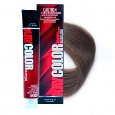KAYPRO 6.00 краска для волос, темно-русый натуральный холодный / KAY COLOR 100 мл
