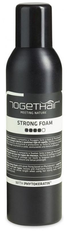 TOGETHAIR Спрей-пенка сильной фиксации для укладки волос / Finish Concept Strong Foam 250 мл