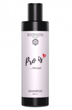 Шампунь для укрепления и питания волос Egomania PRO IS… STRENGTH SHAMPOO 250 мл