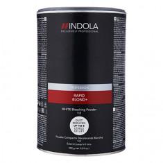 Indola, Обесцвечивающий порошок Rapid Blond White, 450 г