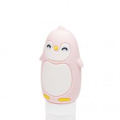 Dewal, Дорожная баночка «Пингвин», розовая